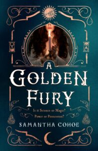 Can I be an Alchemist too?   A Golden Fury ARC Review
