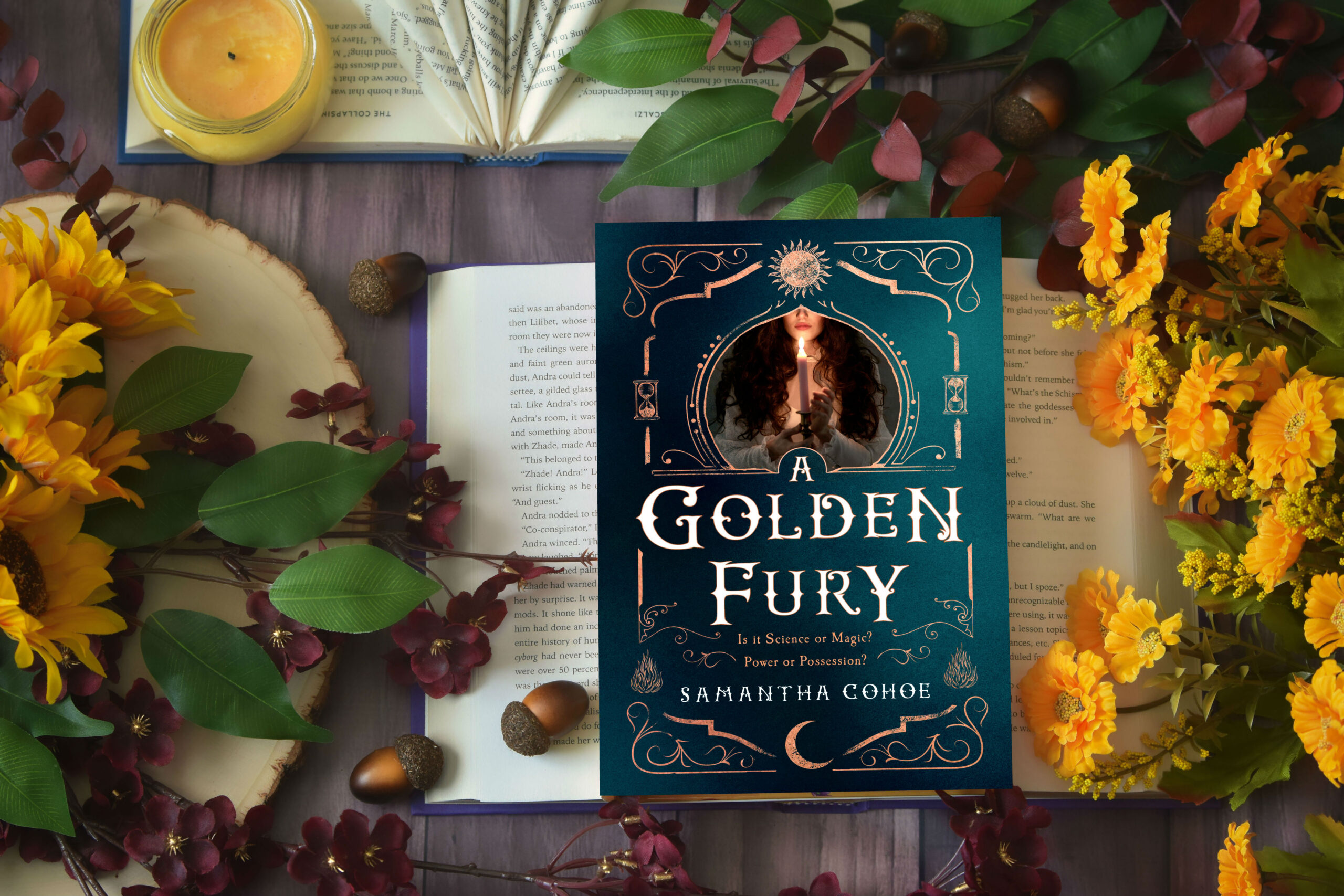 Can I be an Alchemist too? | A Golden Fury ARC Review