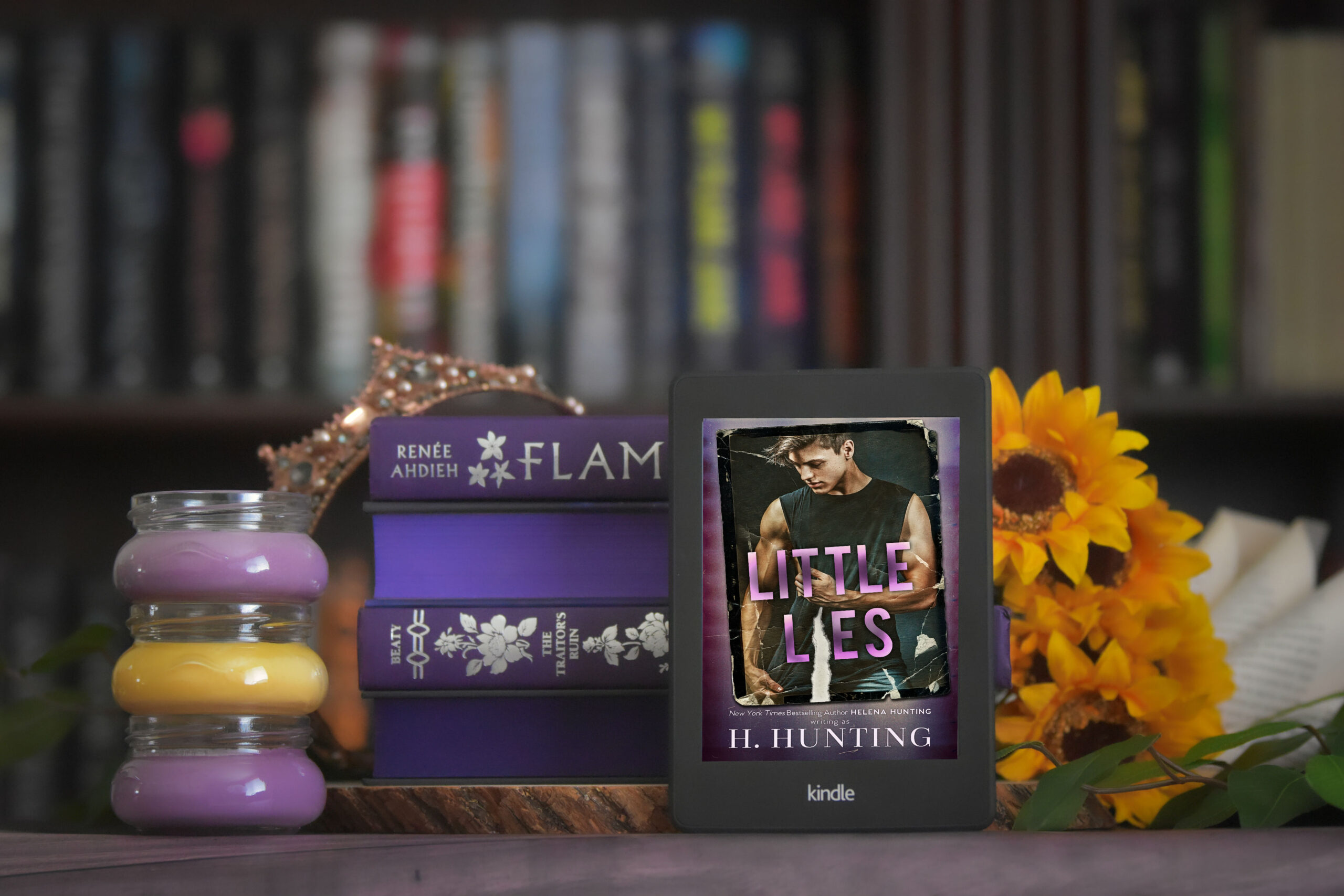Little Lies by H. Hunting | Holy Angsty Romance ARC Review