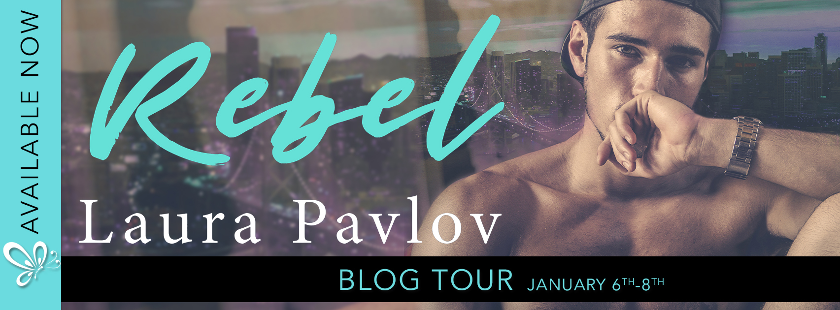 Rebel by Laura Pavlov | ARC Review