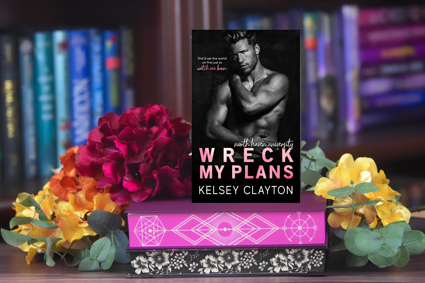 Wreck My Plans by Kelsey Clayton   Forbidden Love ARC Review
