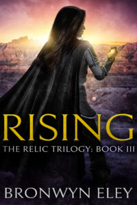 RISING ARC Review   Epic Finale of the Relic Trilogy