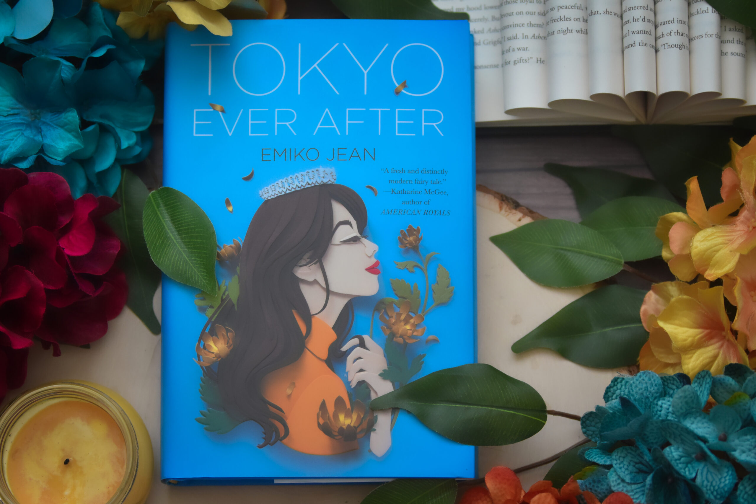 Tokyo Ever After by Emiko Jean | My New Favorite Fairytale