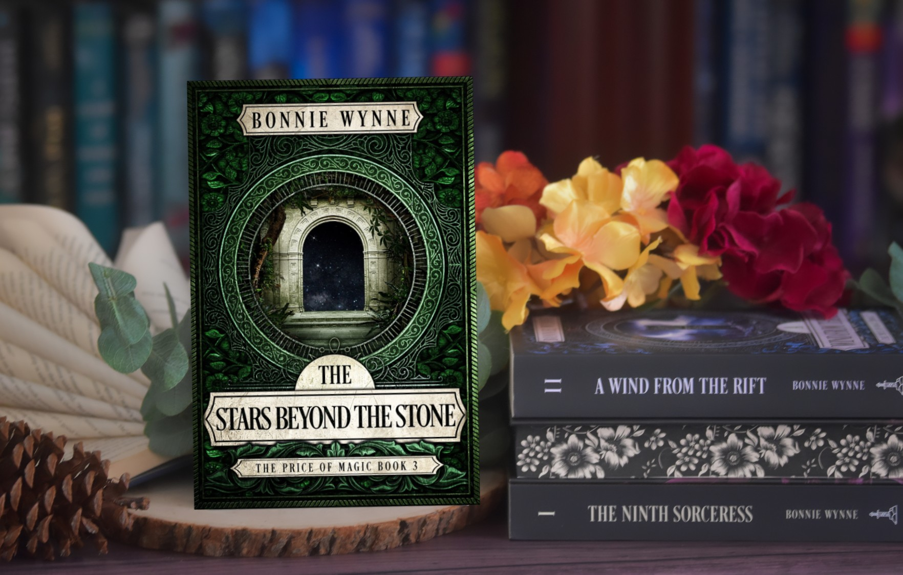 The Stars Beyond the Stone | The Price of Magic #3 ARC Review
