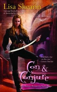Cover art for Con and Conjure