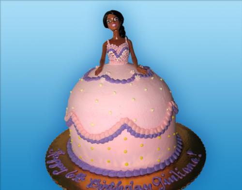 27 Ruffle Pearl Barbie