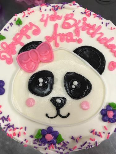 36 Panda Face