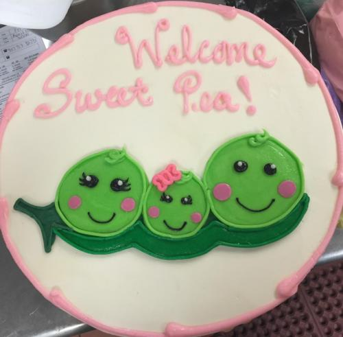 4 Sweet Pea
