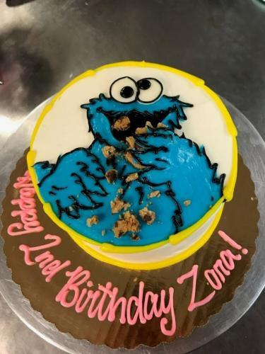 50 Cookie Monster