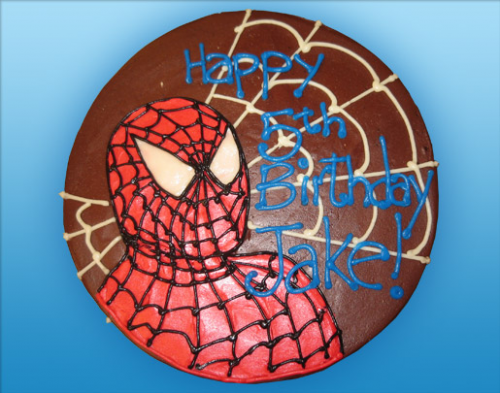74 Spiderman Bust Up