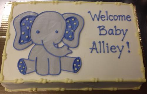 8 Baby Elephant