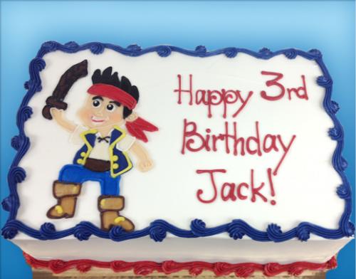 90 Jake Pirate