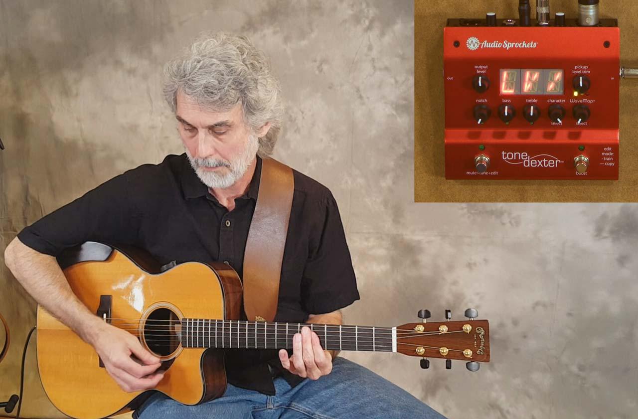 ToneDexter James Guitar Level Set