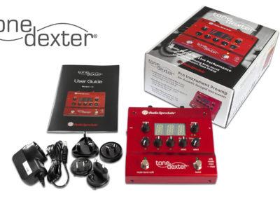 ToneDexter Box & Contents