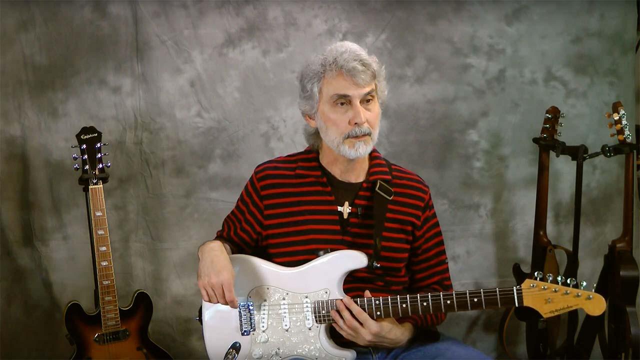 ToneDexter James May Electric Guitar Video