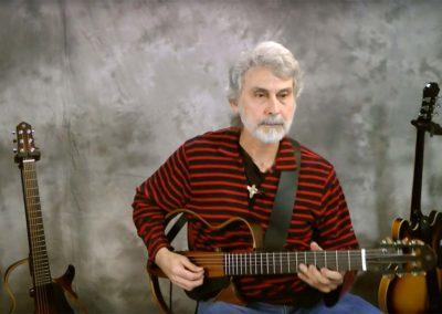 ToneDexter James May Silent Guitar Video