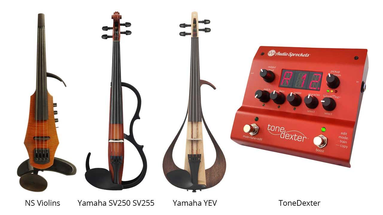 Silent Violins and ToneDExter