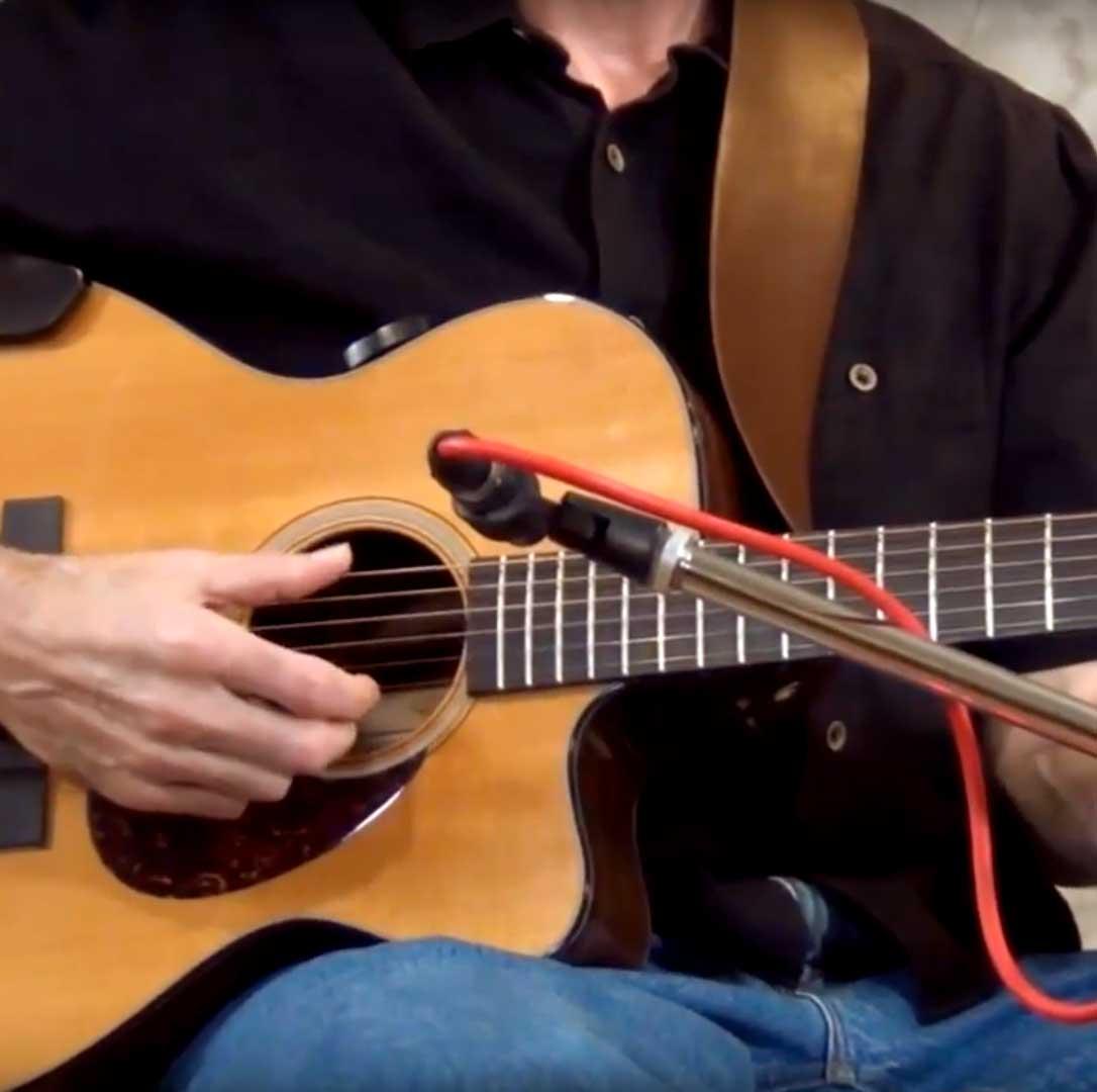 ToneDexter Mic Guitar