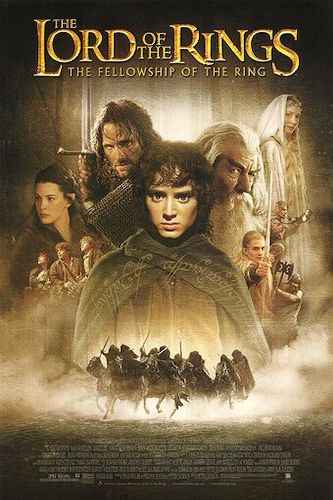 Fellowship of the Ring poster