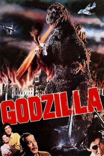 Godzilla poster