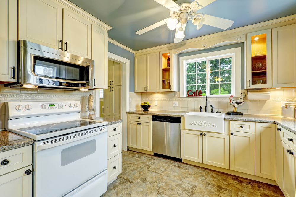 Choose the Best Cabinet Finish