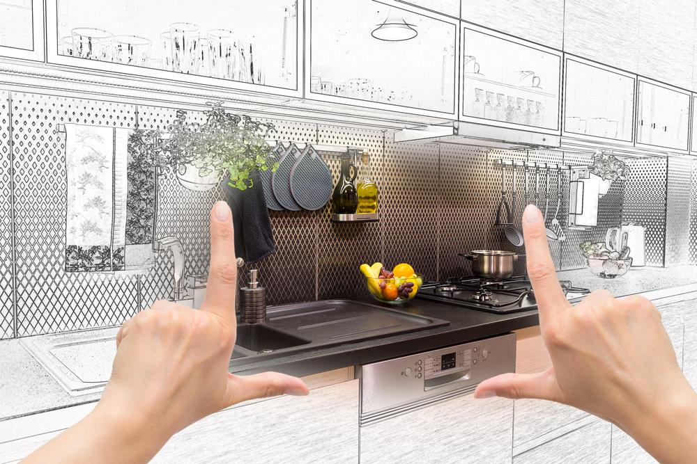 budget percentages kitchen remodels