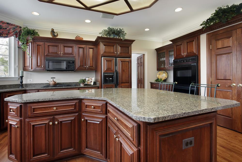 impact humidity wood kitchen cabinets