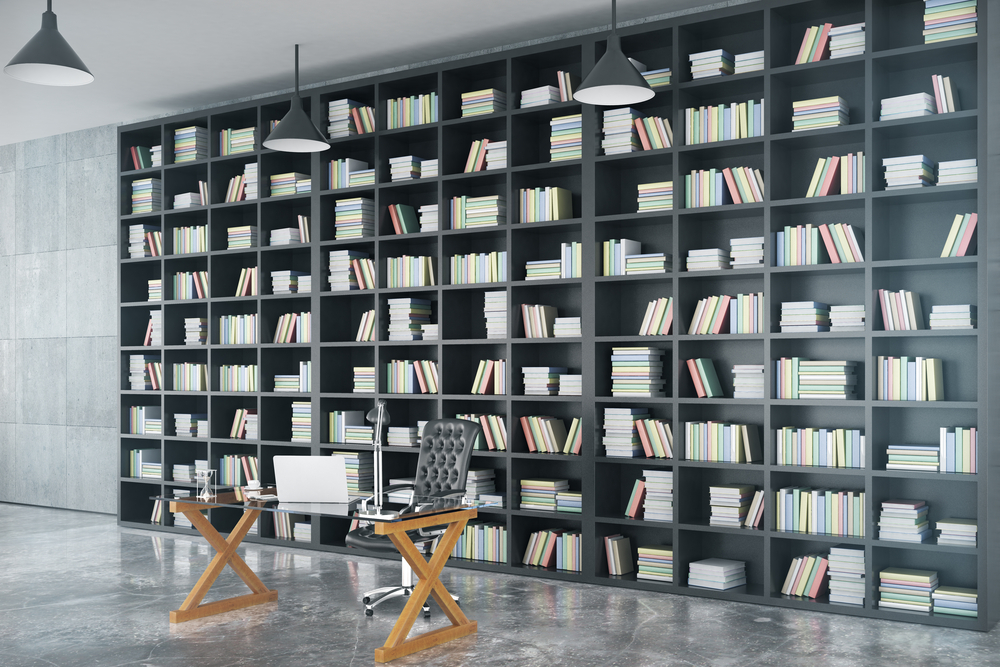Custom Built-In Bookcase Considerations