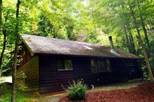 New River Gorge Cabins peaceful easy feeling 1