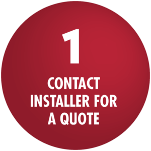 Contact Installer for a Quote