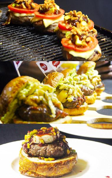 Burger Challenge 2015