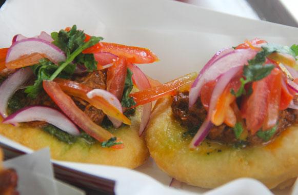 5 Food Trucks en Panamá