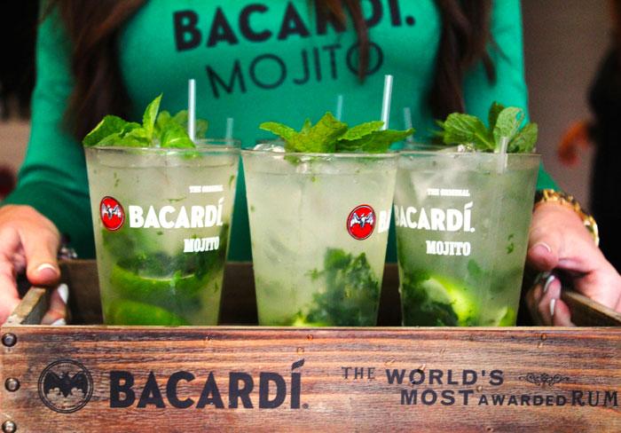 Bacardi Mojito Express