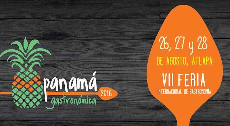 Panamá Gastronómica 2016
