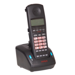 works with the Avaya D100 SIP DECT Wireless System