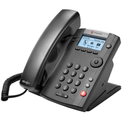 two-line SIP phone