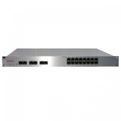 Up to 16 Digital Base Stations may be connected to Digital Base Station Gateway