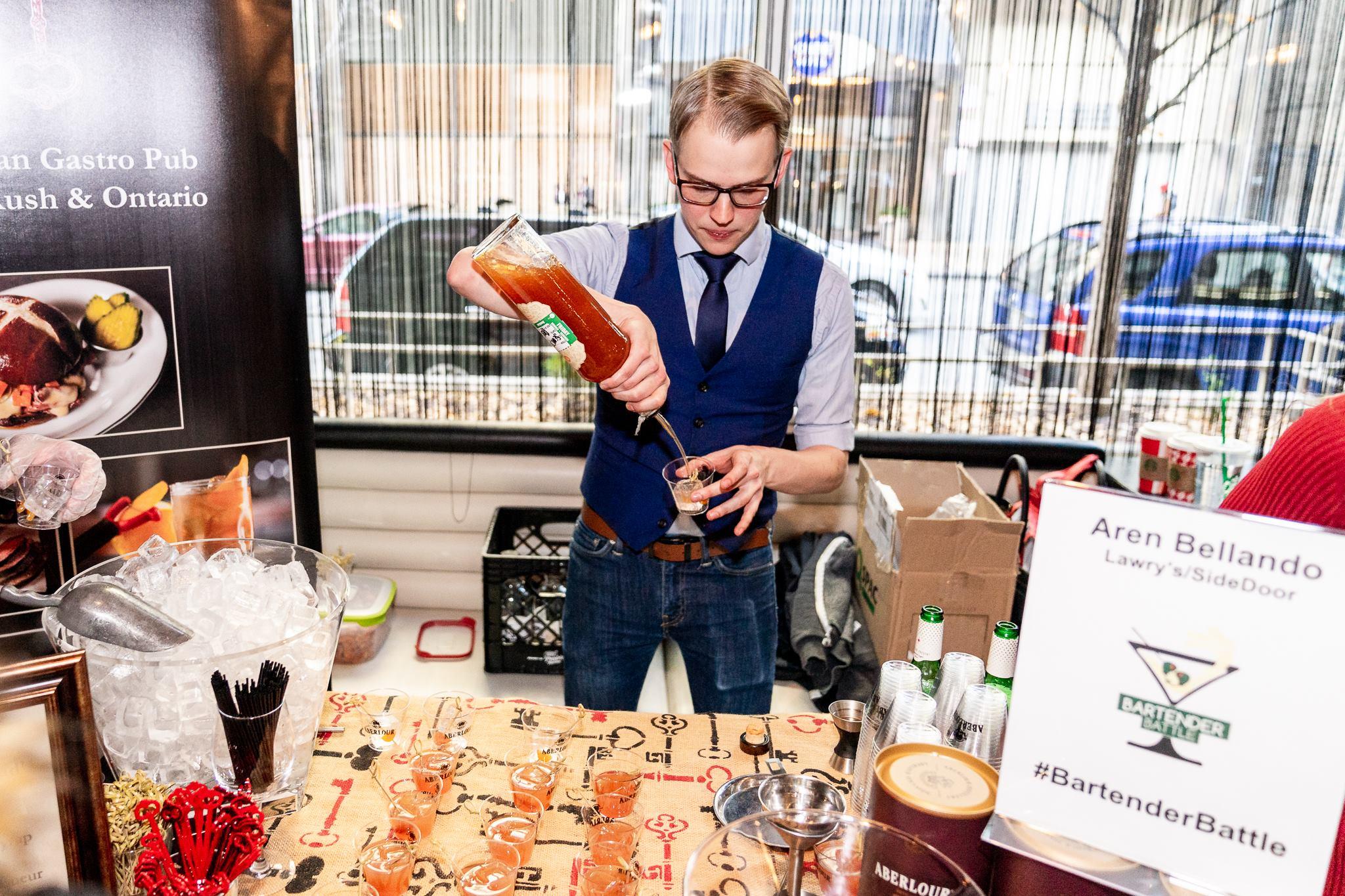 Bartender Battle Chicago   Hospitality Fund
