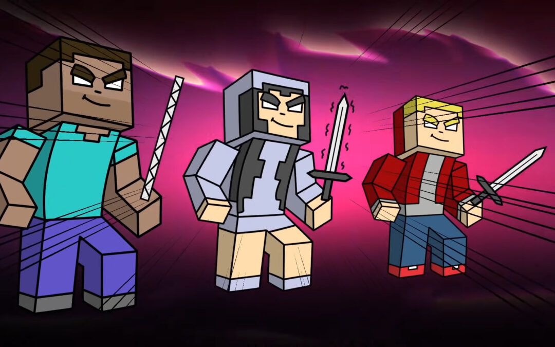 Keoki Trask Cast in New Minecraft Animated Series