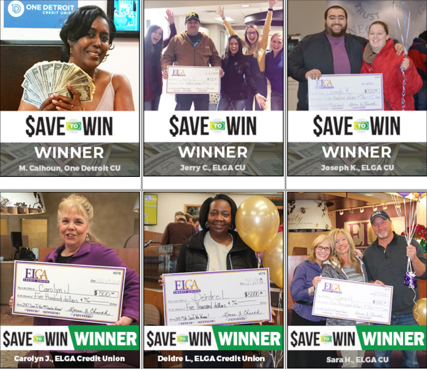 Save to Winners all over the country.