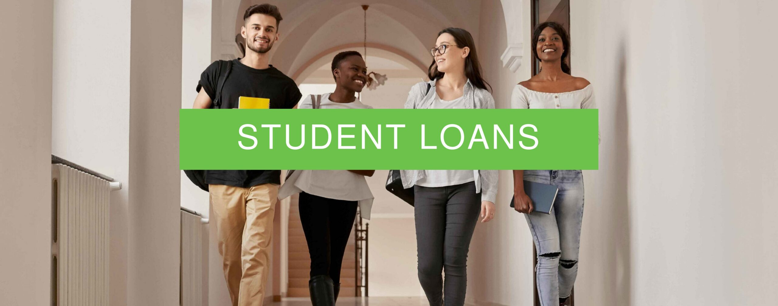 Student Loan Page