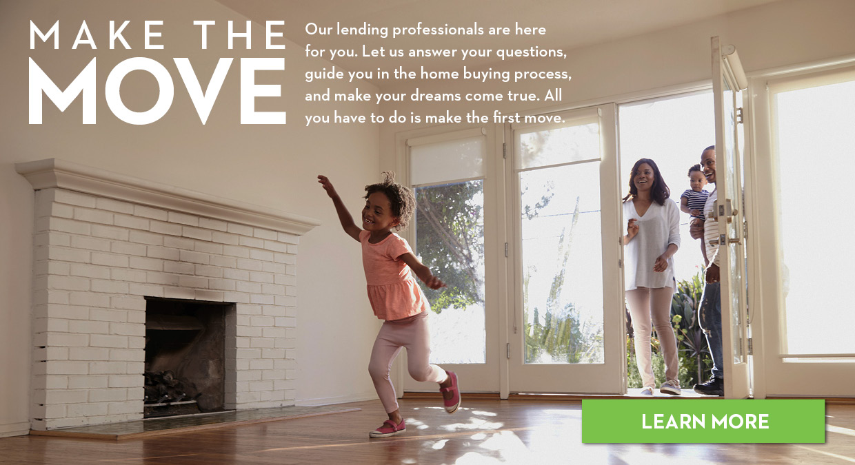 first mortgage offer