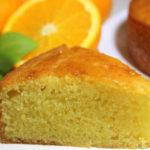 ¿Cómo se hace un pastel de naranja?