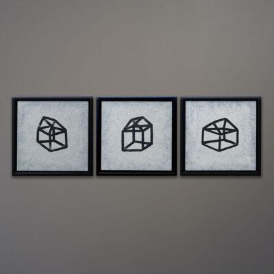 aron-glass-house-original-painting-series