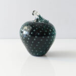 forest-green-controlled-bubble-apple-paperweight