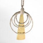 robert-lee-morris-sterling-brass-4-hoops-necklace-2