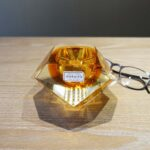 2018-040-Murano-Sommerso-Faceted-small bowl-ashtray