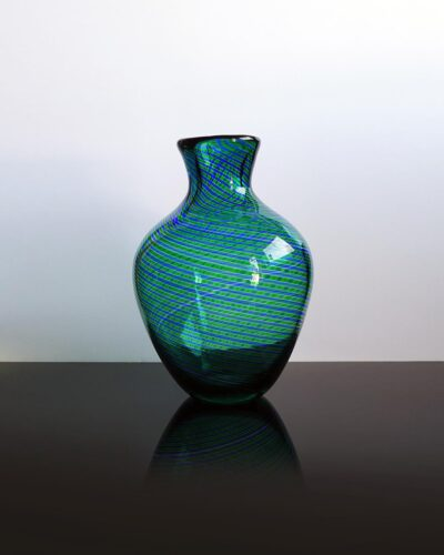 blue-green-latticino-art-glass-vase