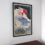 cassandre-l'oiseau-bleu-original-poster