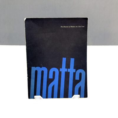 matta-exhibit-catalog-MoMA-1957